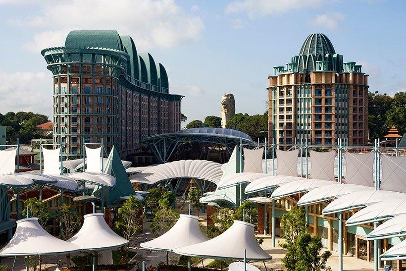 Resorts world sentosa michael graves architecture design resorts world sentosa gumiabroncs Image collections