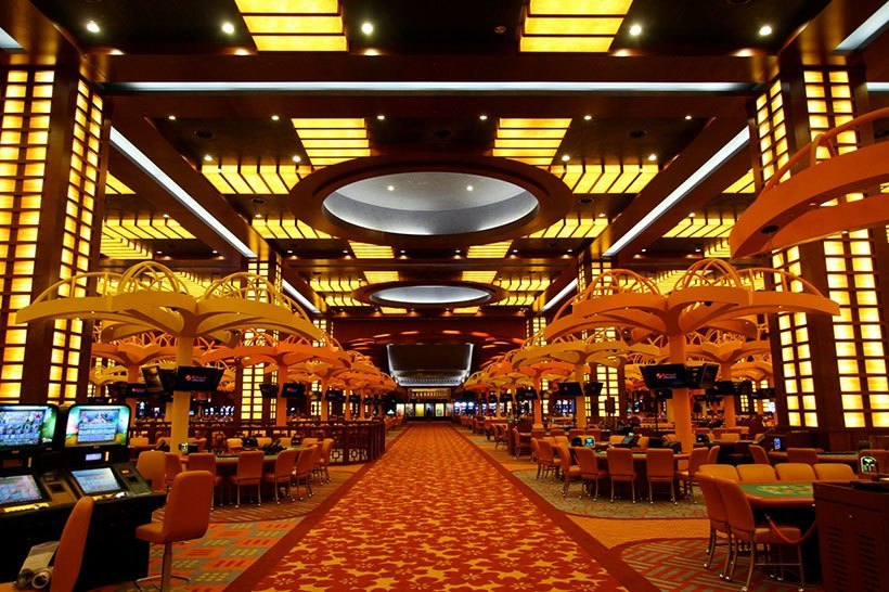 Resort world sentosa casino career