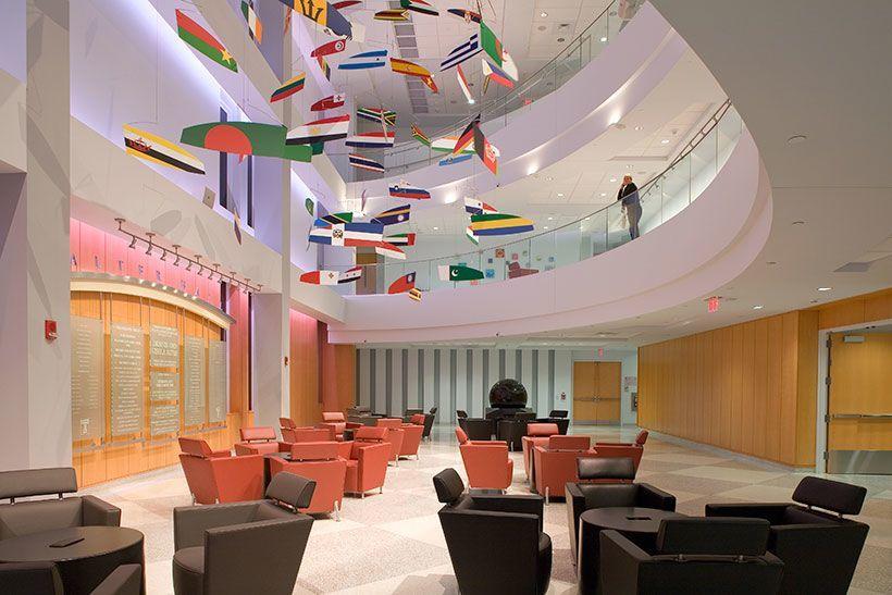 Temple University Michael Graves Architecture Amp Design