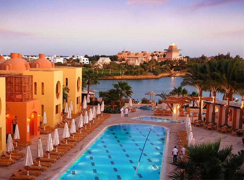 Hotel Steigenberger Golf Resort El Gouna