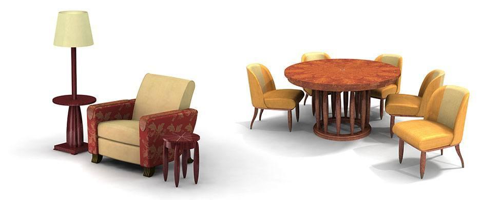 Crocksfords Hotel Furniture