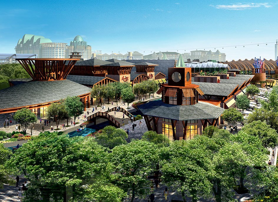 Retail and Dining at Resorts World Sentosa