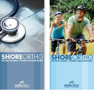 Shore Orthopaedic Marketing Brochures