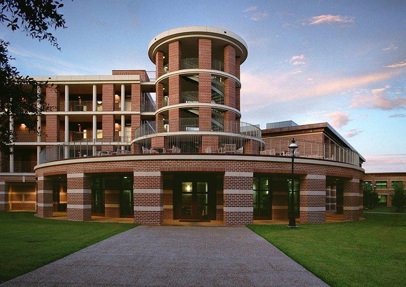 Rice University Michael Graves Architecture Amp Design
