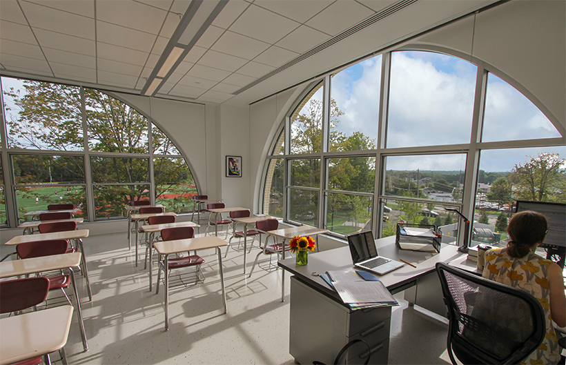 Classroom Management Design ~ Don bosco preparatory high school michael graves