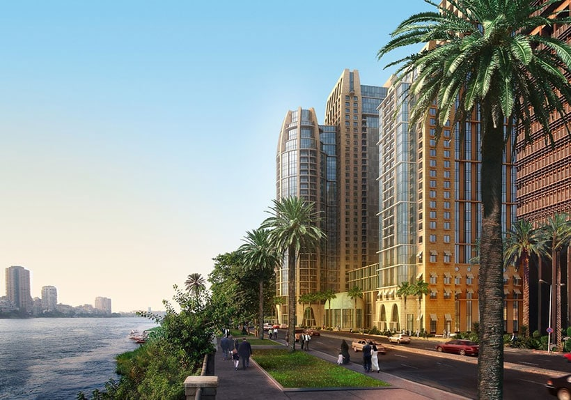 The Nile Corniche/St. Regis