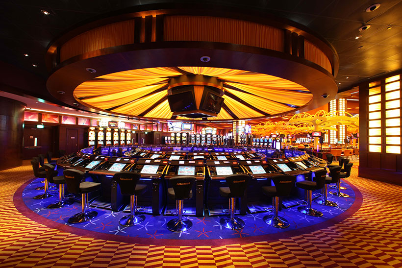 Sentosa casino gamble product