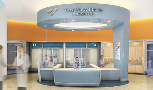 Yale New Haven Hospital Emergency Room