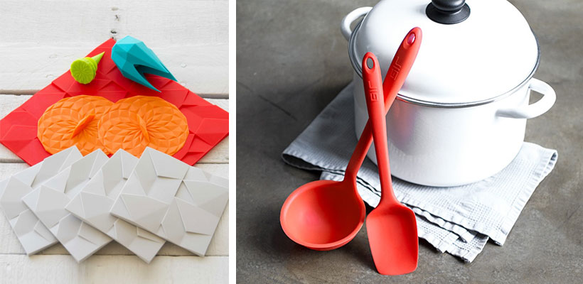 GIR High End Silicone Kitchen Tools and Utensils