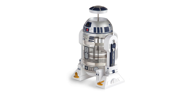 Star Wars R2-D2 Coffee PressStar Wars R2-D2 Coffee Press