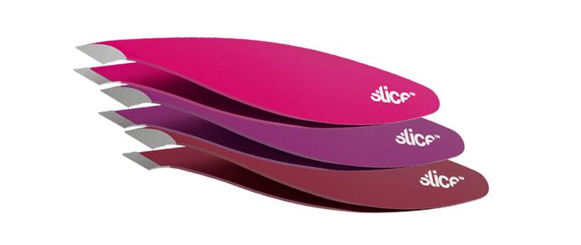 Slice Combo-Tip Soft-Touch Tweezers