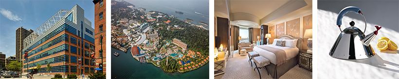 PS 343, Resorts World Sentosa Master Plan, St. Regis Nile Corniche, Alessi 9093 Kettle