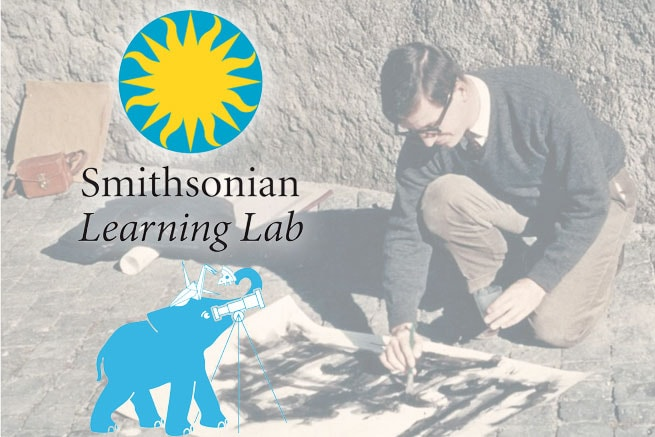 The Smithsonian Learning Lab features two collections from MGA&D