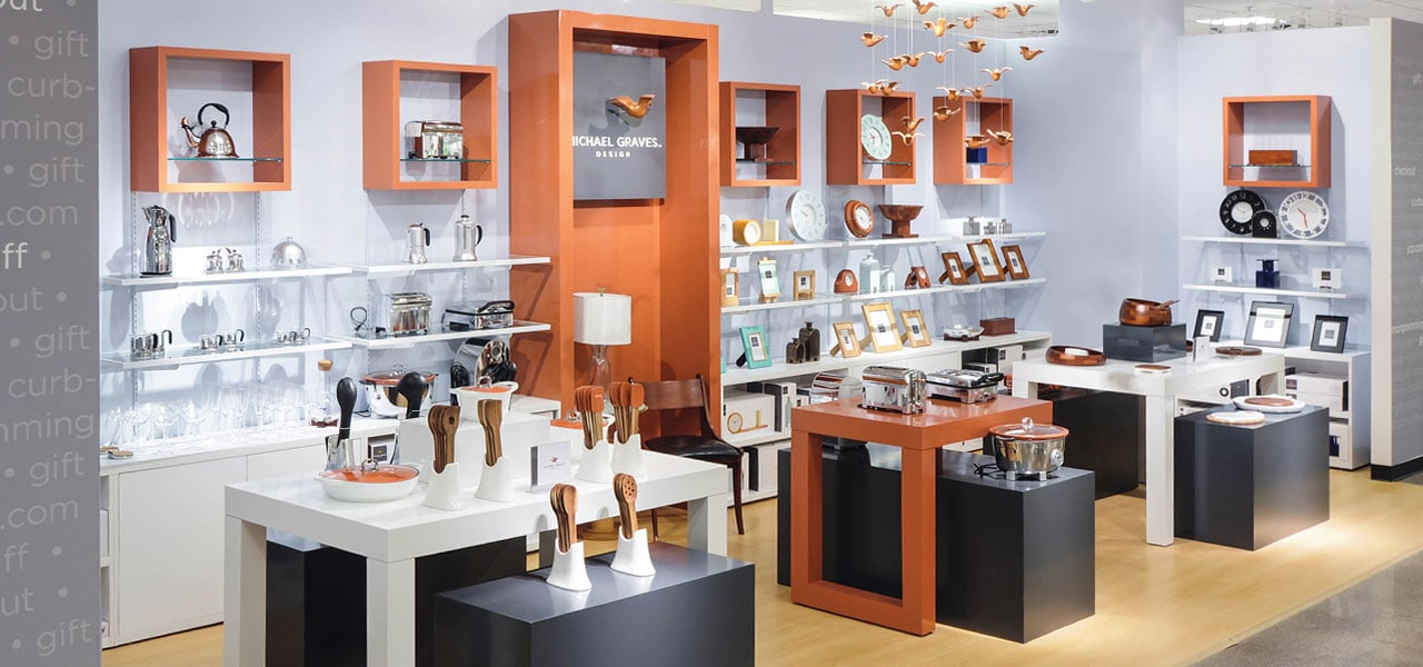 JCPenney Gift Shop by Michael Graves