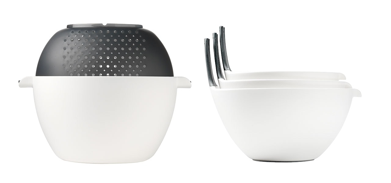 Dansk Prep Bowls by Michael Graves