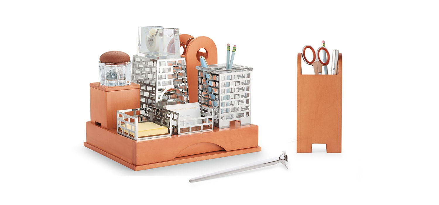 JCPenney Desk Organizer by Michael Graves