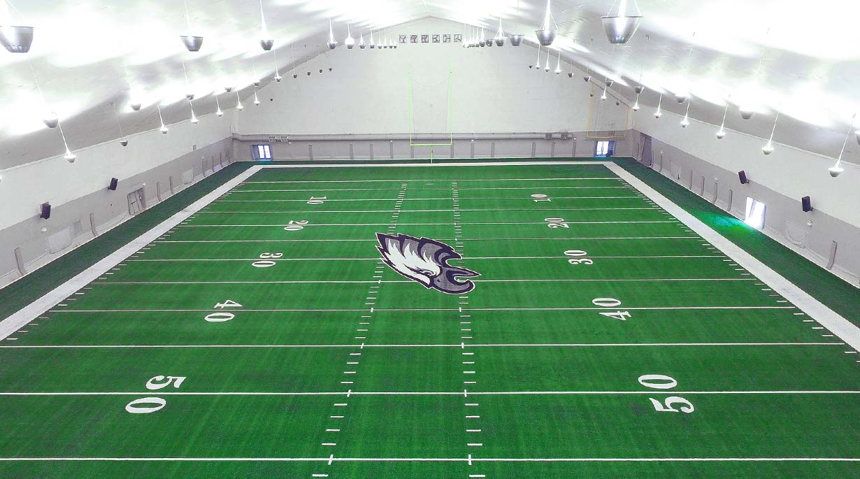 Philadelphia Eagles Novacare Complex by Michael Graves