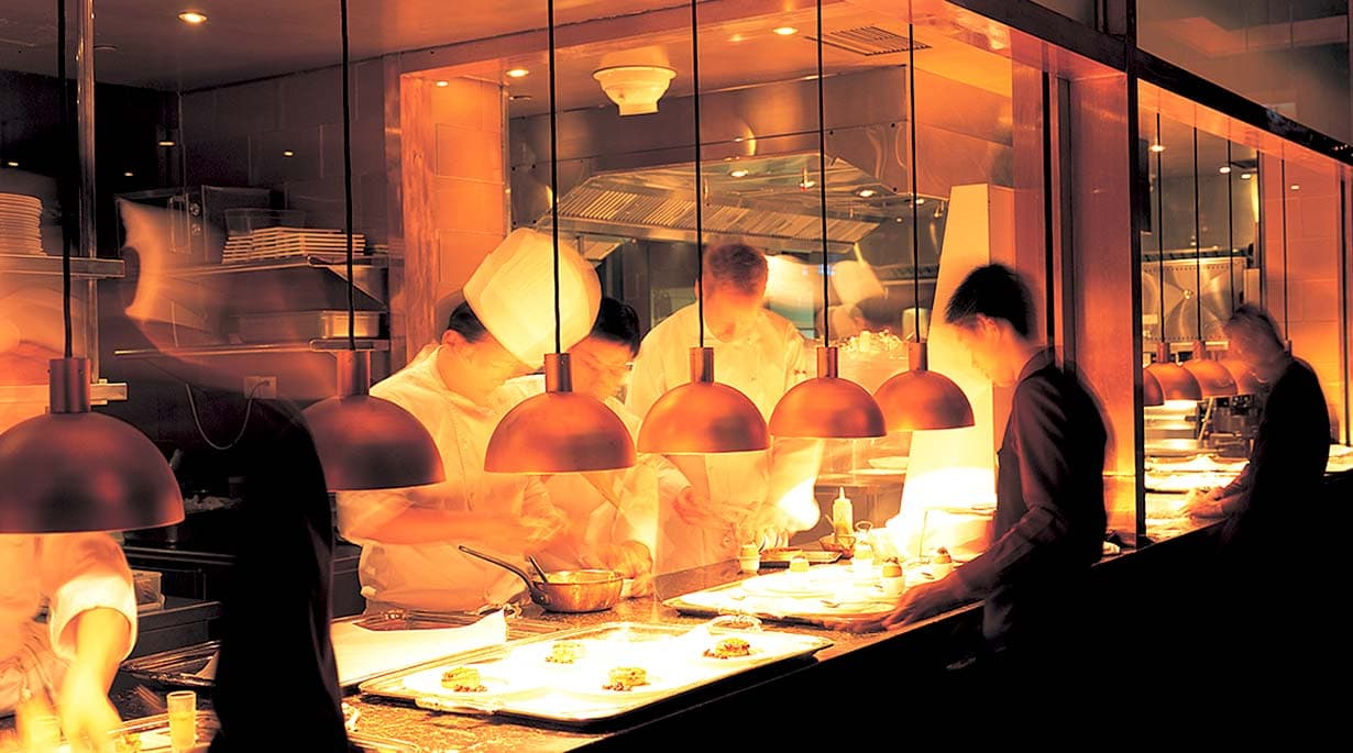 Three on The Bund Jean-Georges by Michael Graves