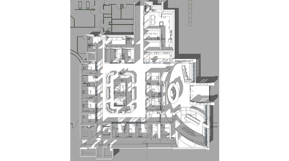 Yale New Haven Hospital Emergency Department by Michael Graves