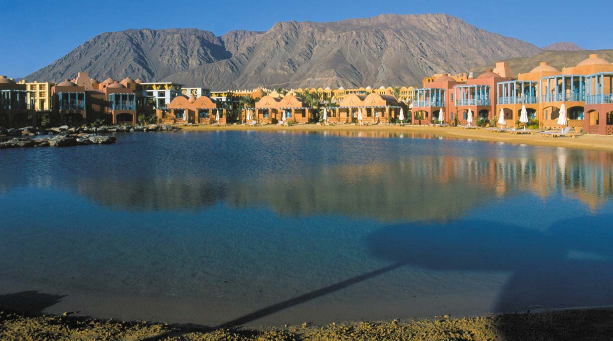 Hyatt Regency Taba Heights by Michael Graves