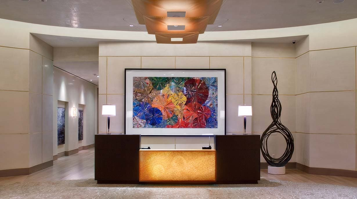 Four Seasons Residence by Michael Graves