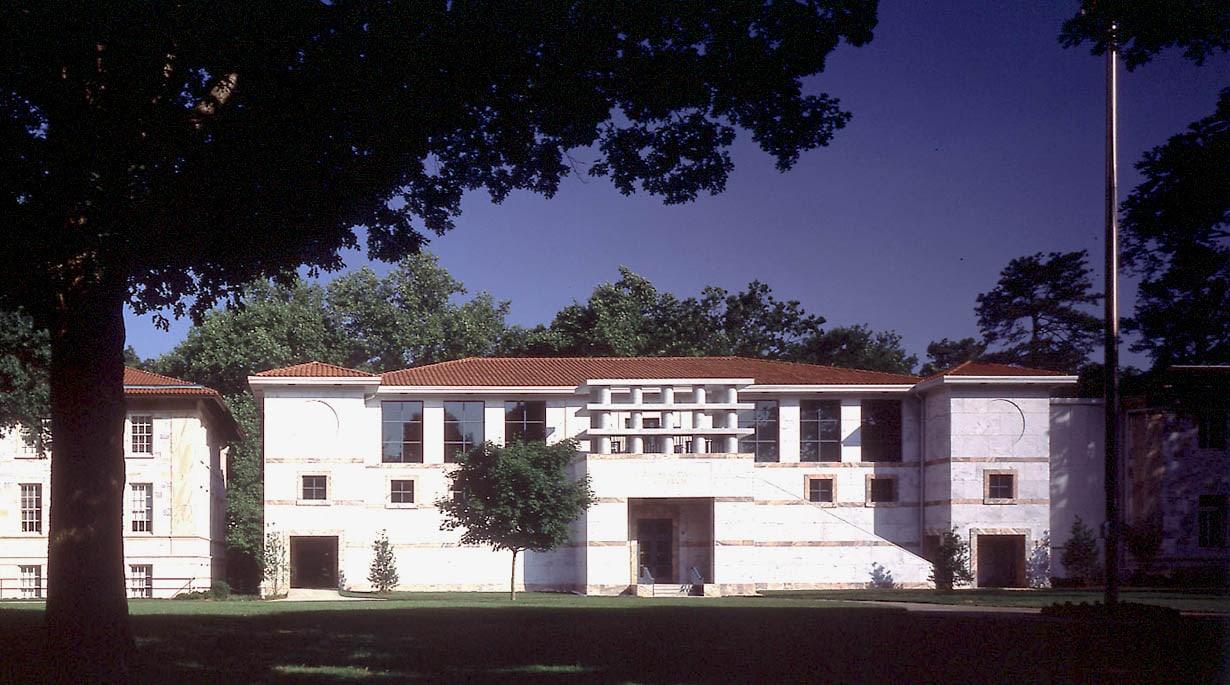 Emory Michael C. Carlos Museum by Michael Graves