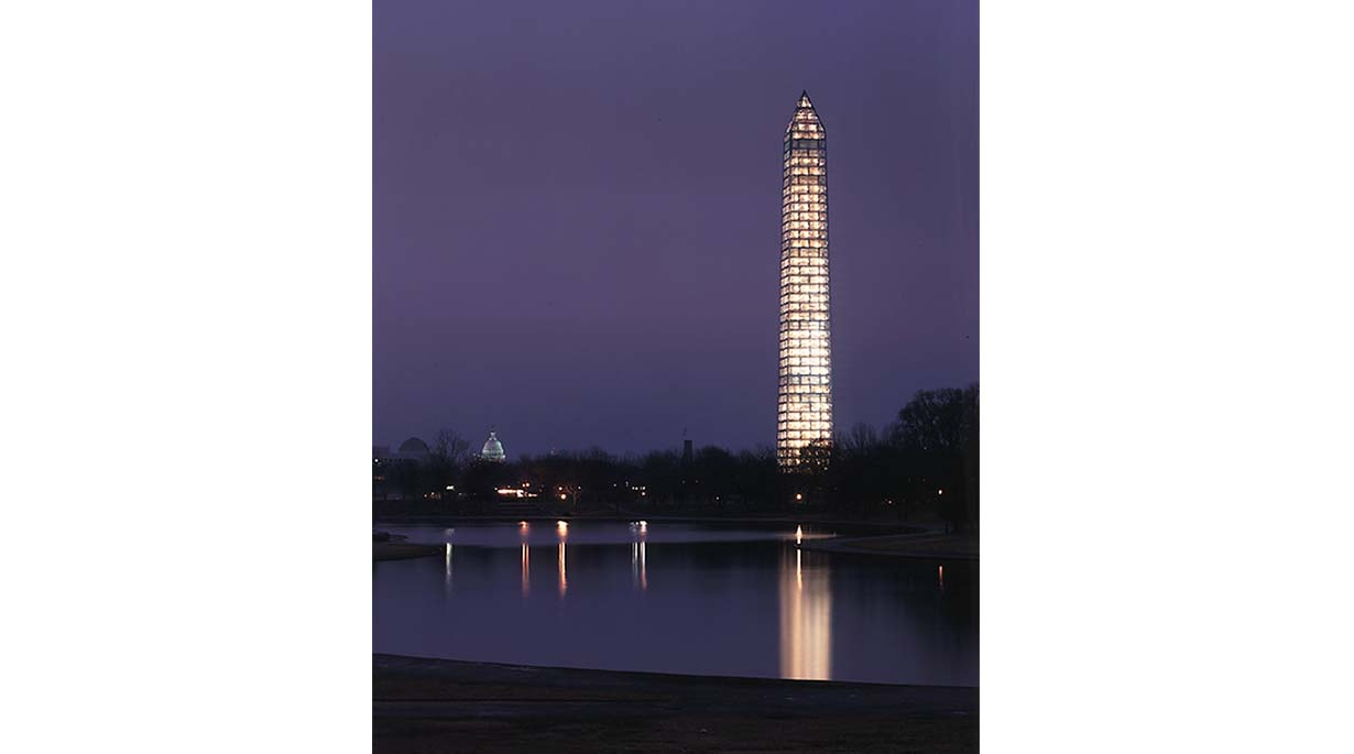 Washington Monument by Michael Graves