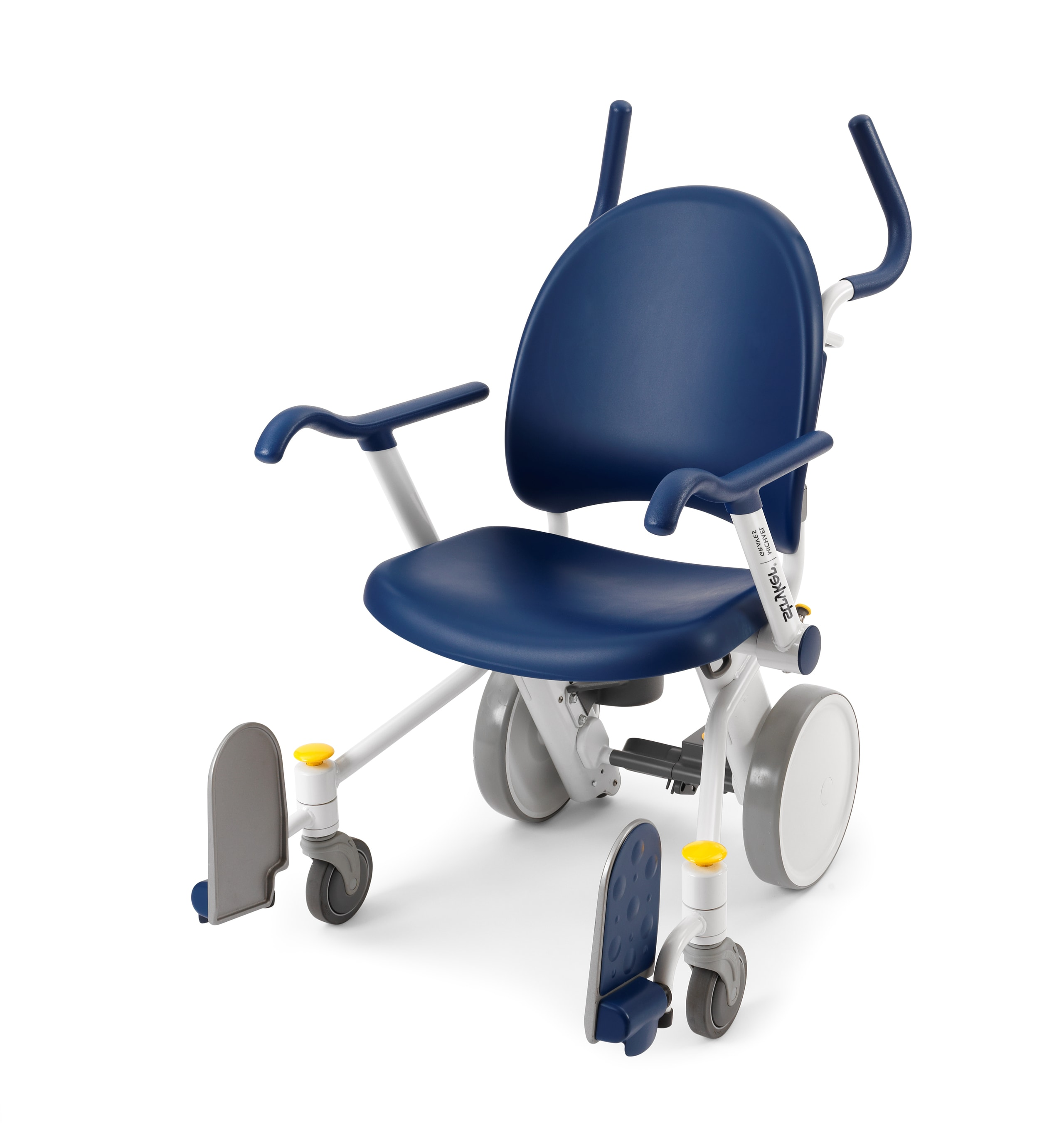 Stryker Prime TC Escort Chair Front View