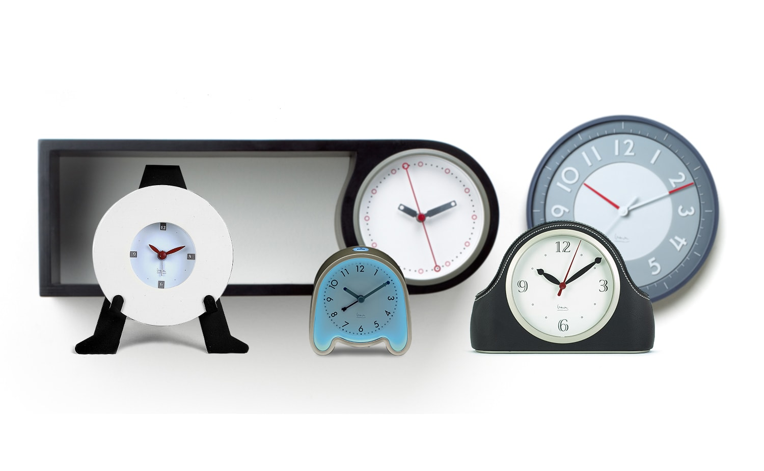 Target Clocks by Michael Graves