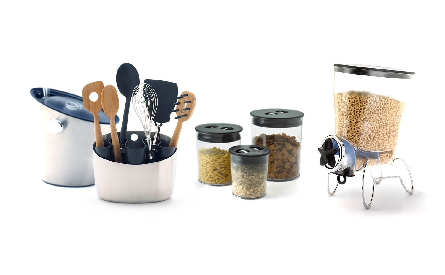 Target Storage Containers by Michael Graves