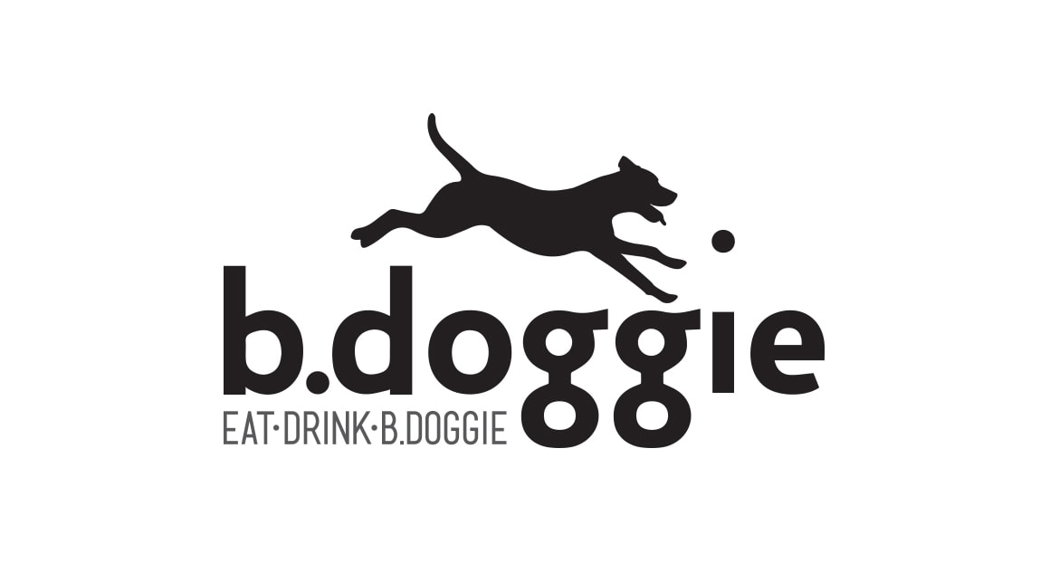 b.doggie logo by Michael Graves