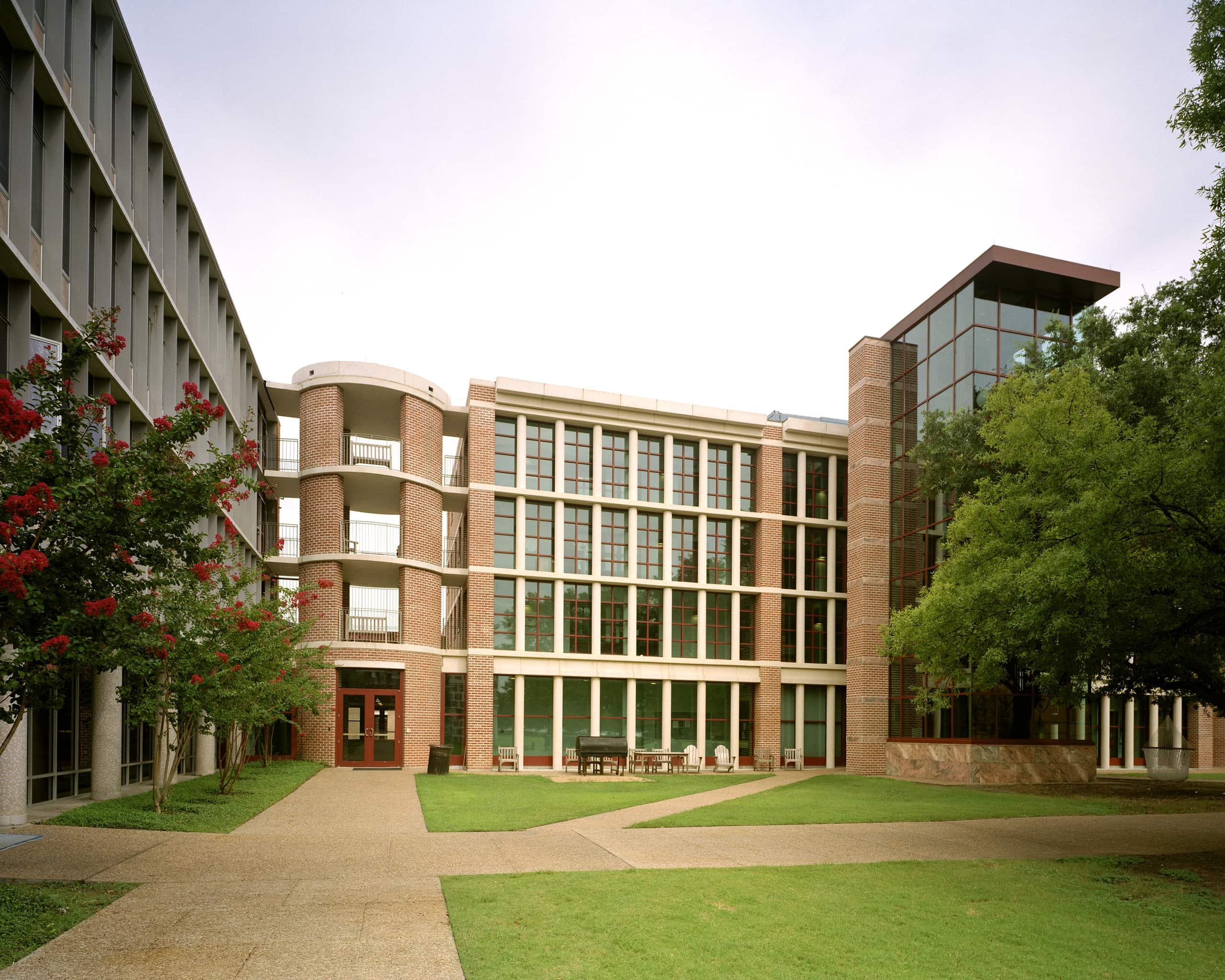 Rice University - Jones Exterior